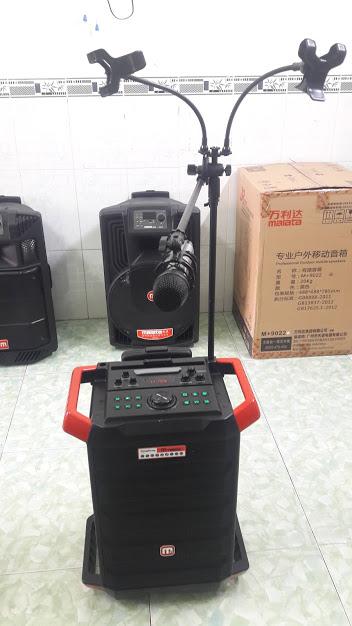 loa kéo livestream malata 9810