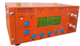 Thiết bị báo giờ tự động HG-10ET