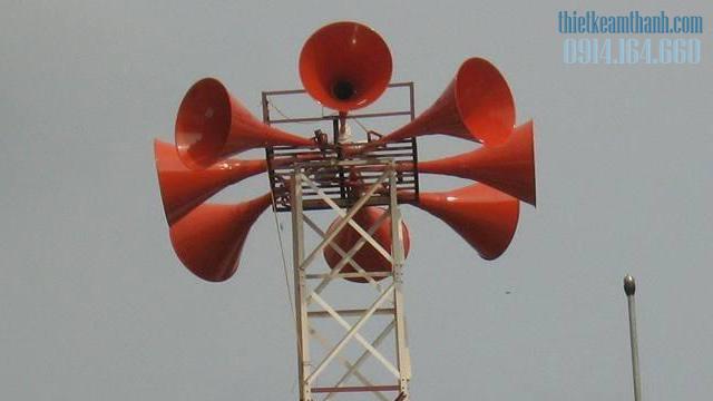 Loa còi 50w LK-75KVH
