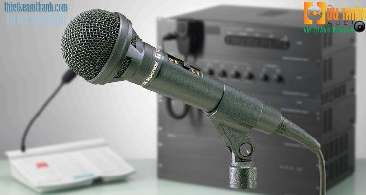 DM-1100 - Micro điện động có dây TOA