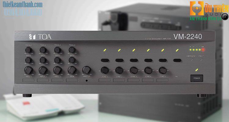 Tăng âm VM-2240