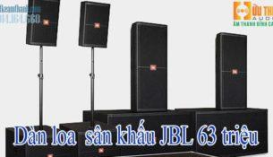 Dàn loa sân khấu JBL